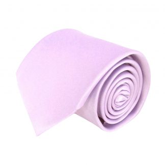 Lavender Solid Men's Tie 10859-0