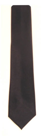 49'' Boy's Self Tie Navy Solid Tie 3929-0