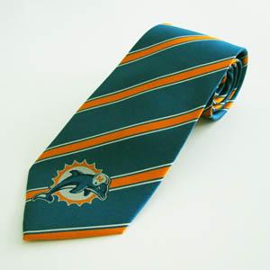NFL Miami Dolphins Men's Tie 4548-0