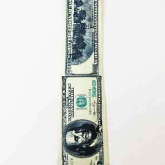 Large $100 Dollar Bill Men's Tie 7545-0
