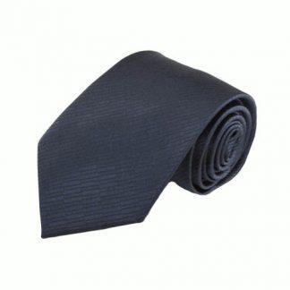 Navy Solid Tone on Tone Rectangles Men's Tie 3663-0