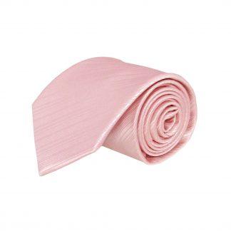 Dusty Rose Solid Tone on Tone Stripe Men's Tie 2259-0