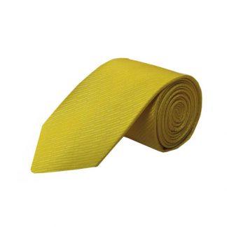 Bright Yellow Tone on Tone Rectangles Men's Tie 9846-0