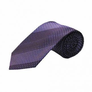 Eggplant, Purple Weave Men's Tie 7819-0