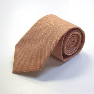 Coral Small Squares Men's Tie 9088-0