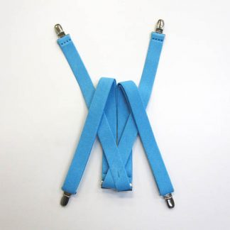 "48"" Light Blue Suspenders 1534-0"