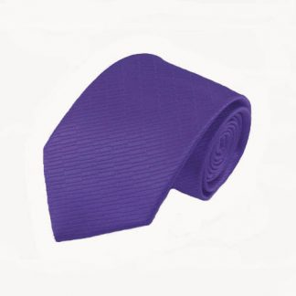 Medium Purple Small Rectangle Tone on Tone Men's Tie 780-0