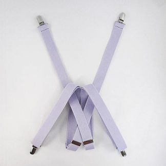 Lilac Suspenders 10656-0
