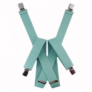 Tiffany Blue Suspenders 1660-0