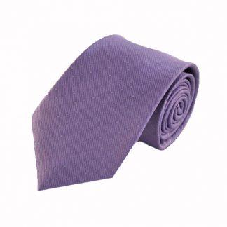 Medium Purple Tone on Tone w/Silver Dot Men's Tie 2286-0