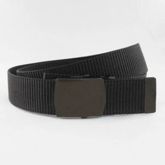 Black Web Belt 5726-0