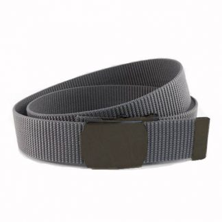 Dark Gray Web Belt 5877-0