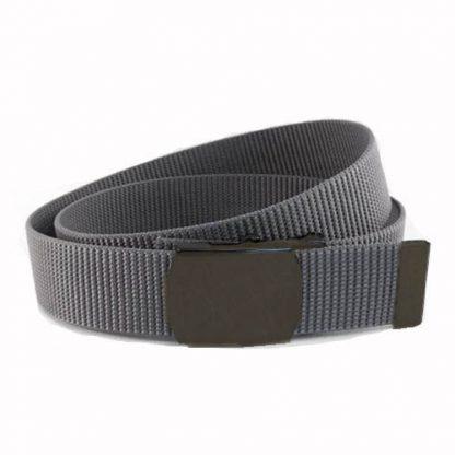 Dark Gray Web Belt 5877-0