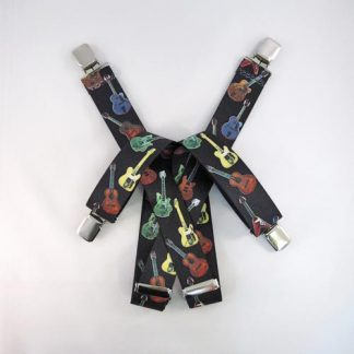 Guitar Suspenders 7713-0