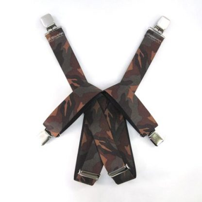Desert Camo Suspenders 9907-0