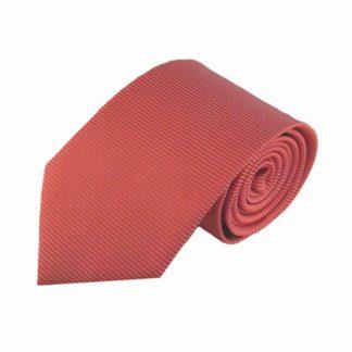 Medium Red Tone on Tone Stripe Men's Tie 3431-0