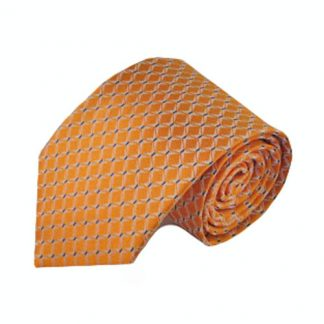 Coral Square Men's Tie 10690-0