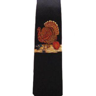Thanksgiving Turkey Men's Tie 11088-0