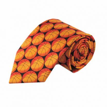 Basketball Men's Tie 4382-0