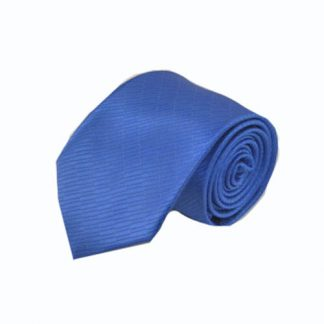 Electric, Cobalt Blue Small Rectangle Tone on Tone Men's Tie 6350-0