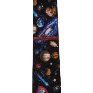 Outer Space, Stars, Planets Men's Tie 10687-0
