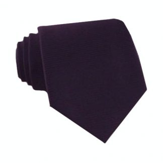 "49"" Boys Eggplant Tone on Tone Self Tie 5549-0"
