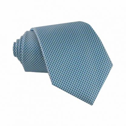 "49"" Boys Tiffany Blue Tone on Tone Self Tie 9627-0"