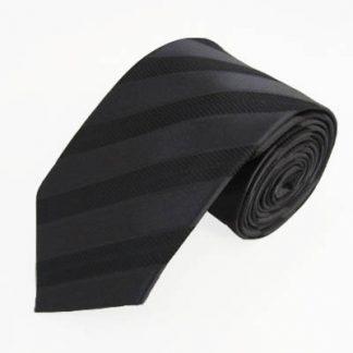 Charcoal Tie