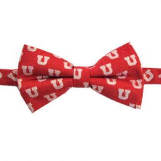 University of Utah Banded Bow Tie 6084-0