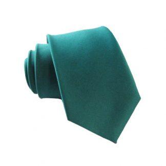 """49"""" Solid Jade Boy's Tie 7634"""