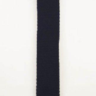Navy Solid Knit Men's Tie 1118-0