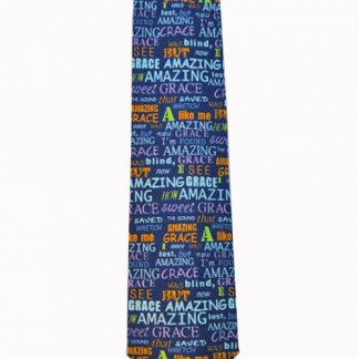 Amazing Grace Men's Tie 4876-0