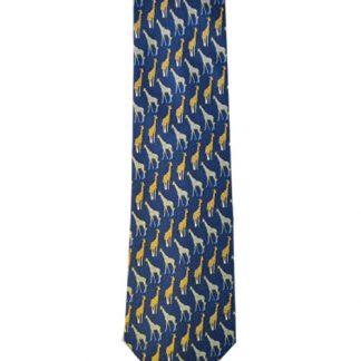 Giraffe Men's Tie 4882-0