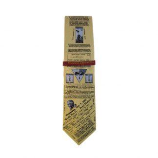 World War II Pearl Harbor Men's Silk Tie 6638