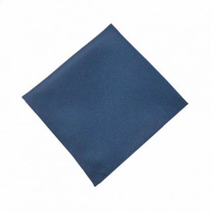 Navy Solid Pocket Square 5616-0