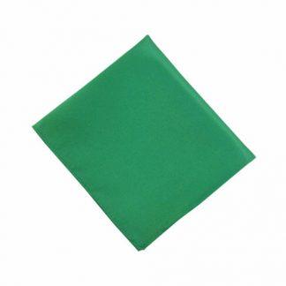 Emerald Green Solid Pocket Square 6286-0