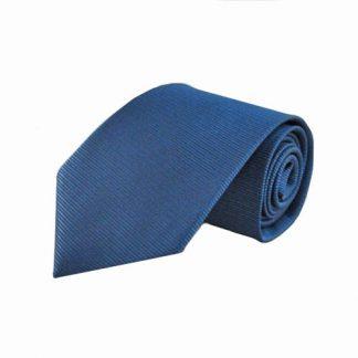 """63"""" XL Blue T/T Stripe Men's Tie 1631"""