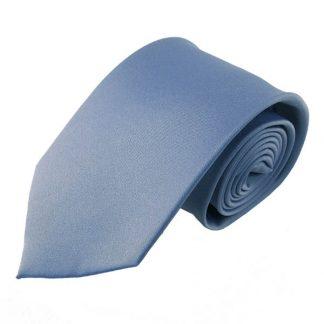 Solid Periwinkle Men's Tie 8800