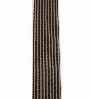 Khaki Black Stripe Knit Skinny