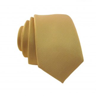 Tan Solid Tone on Tone Men's Skinny Tie 3095