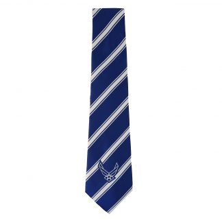 Air Force Stripe Men's Tie