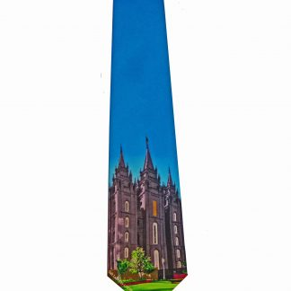 Salt Lake City Temple Men's Tie