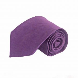 Plum Solid Tone on Tone Small Square Men's Tie 7910-0