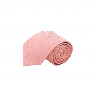 "63"" XL Pink Small Diamond Men's Tie 10799-0"