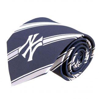 MLB NY Yankees Stripe Men's Tie 6144-0