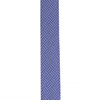 Blue, Turquoise Pattern Knit Men's Tie 3854-0
