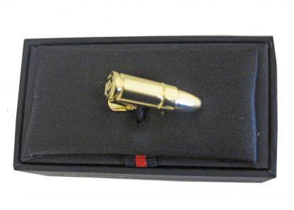 Gold Bullet Tie Bar 8134-0