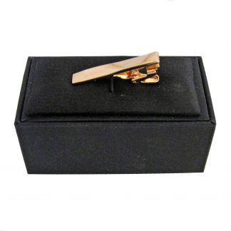 Rose Gold 4cm Tie Bar 10958-0