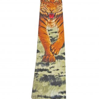 Charging Tiger Men's Tie 7870-0