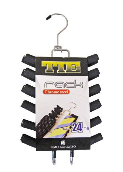 Tie Rack 24 Non Slip-0